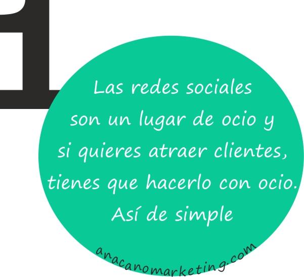 consejo 1 para aprovechar las redes sociales