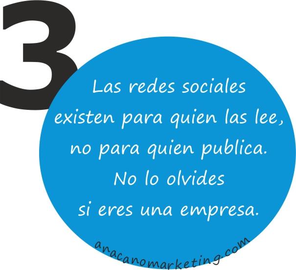 consejo 3 de uso de redes sociales